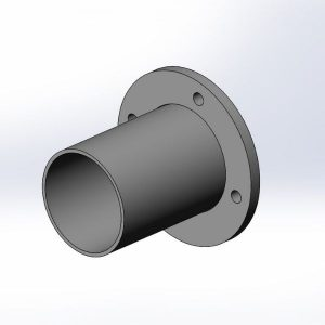FLANGED ENTRY SEALS
