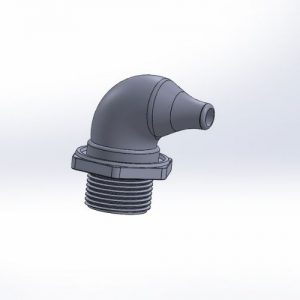RIGHT ANGLE ENTRY SEALS NUP